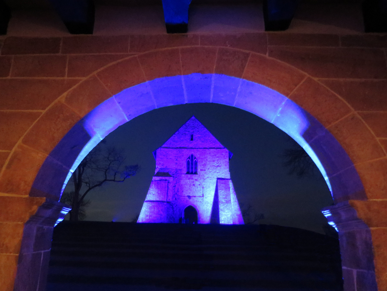Königshalle KirchenrestJPG