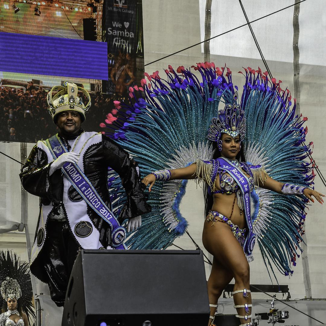 Königspaar von Rio 2017