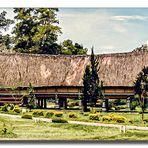 Königspalast in Simalgun - Sumatra