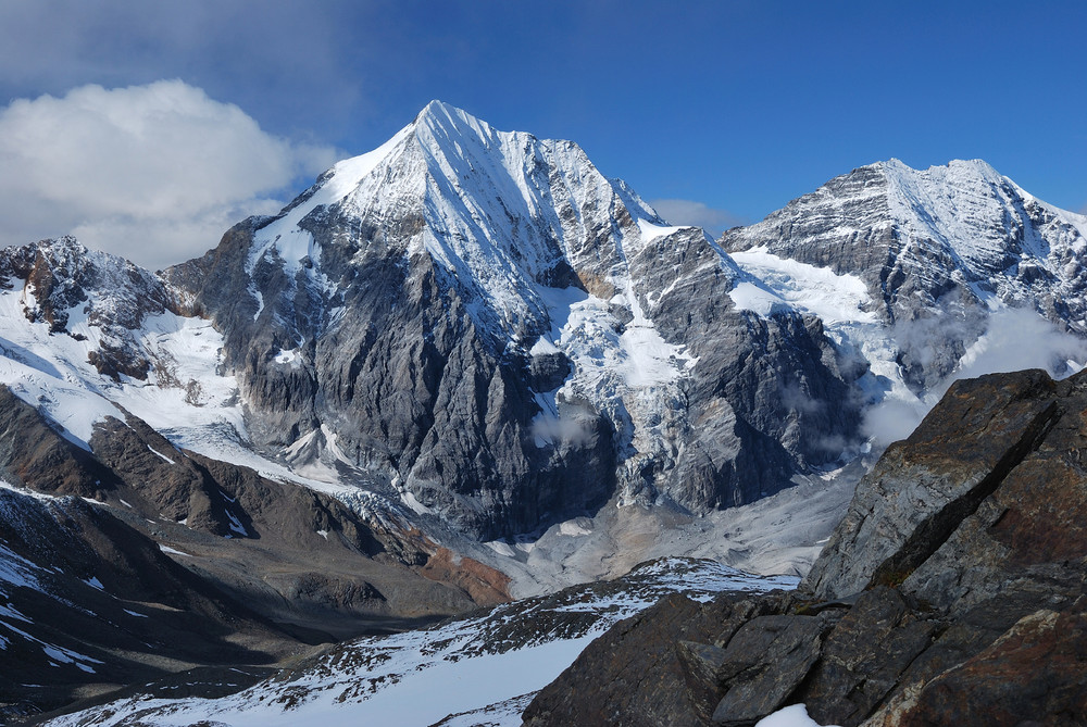 Königspitze und Monte Zebru