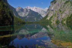 Königssee - am Obersee