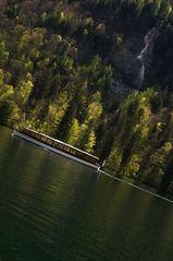 Königssee III - Bergauf :)