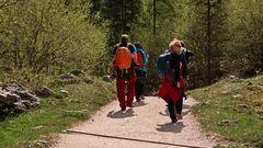Königssee X - Gruppenfoto der anderen Art ;)