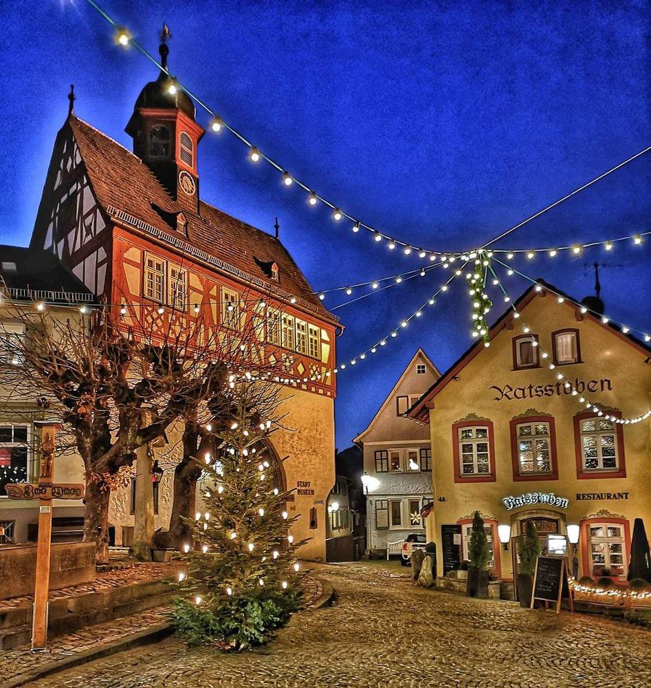 Königstein im weihnachtszauber
