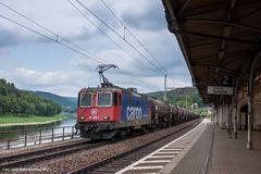 Königstein (Sächs. Schw.), 421 383-1, Juli 2013