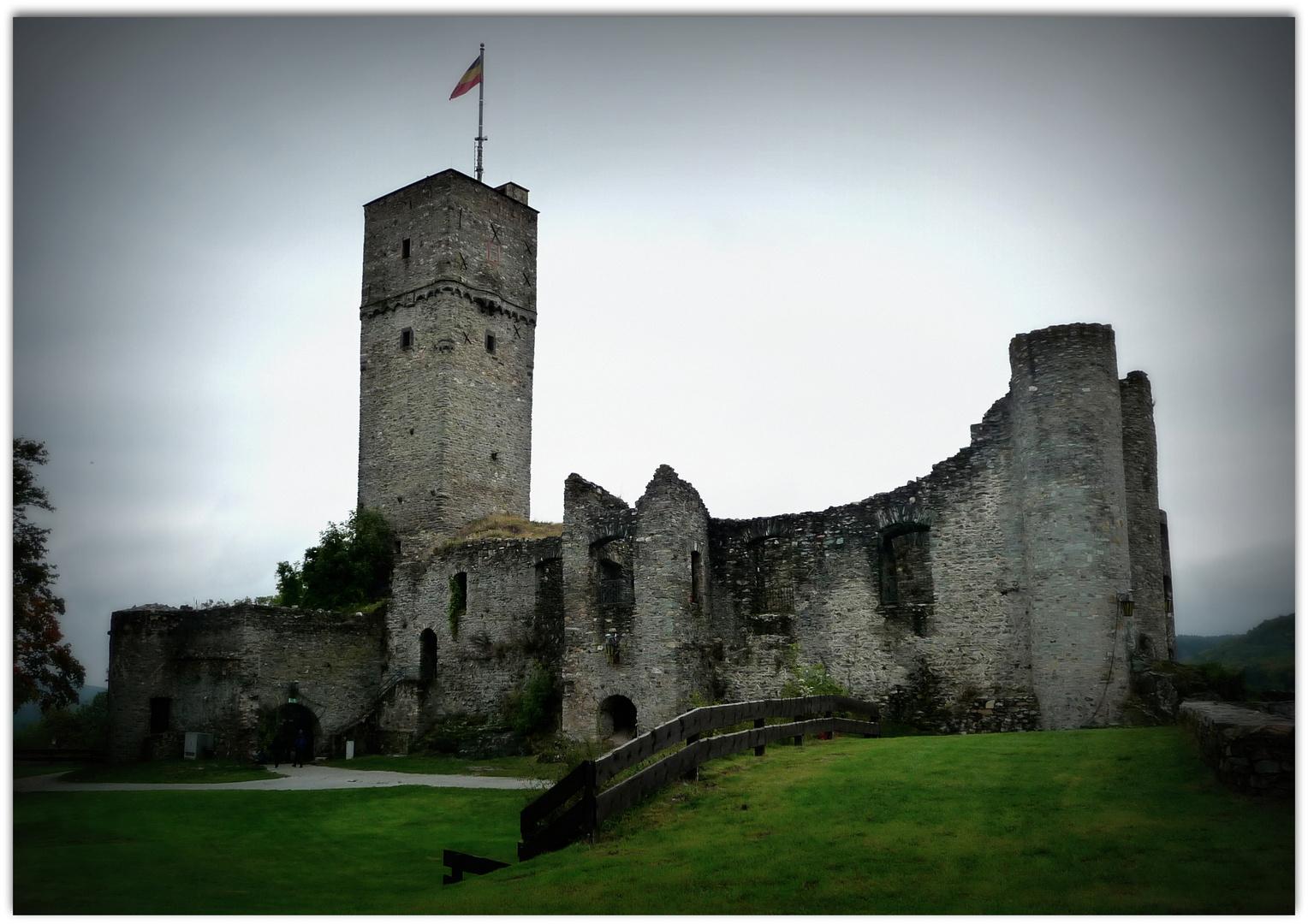 Königsteiner Burgruine
