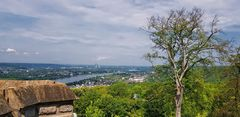 Königswinter   Blick von der Drachenburg