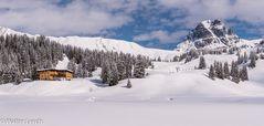 Körbersee Vorarlberg