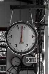 Koerei Hansa - Uhr