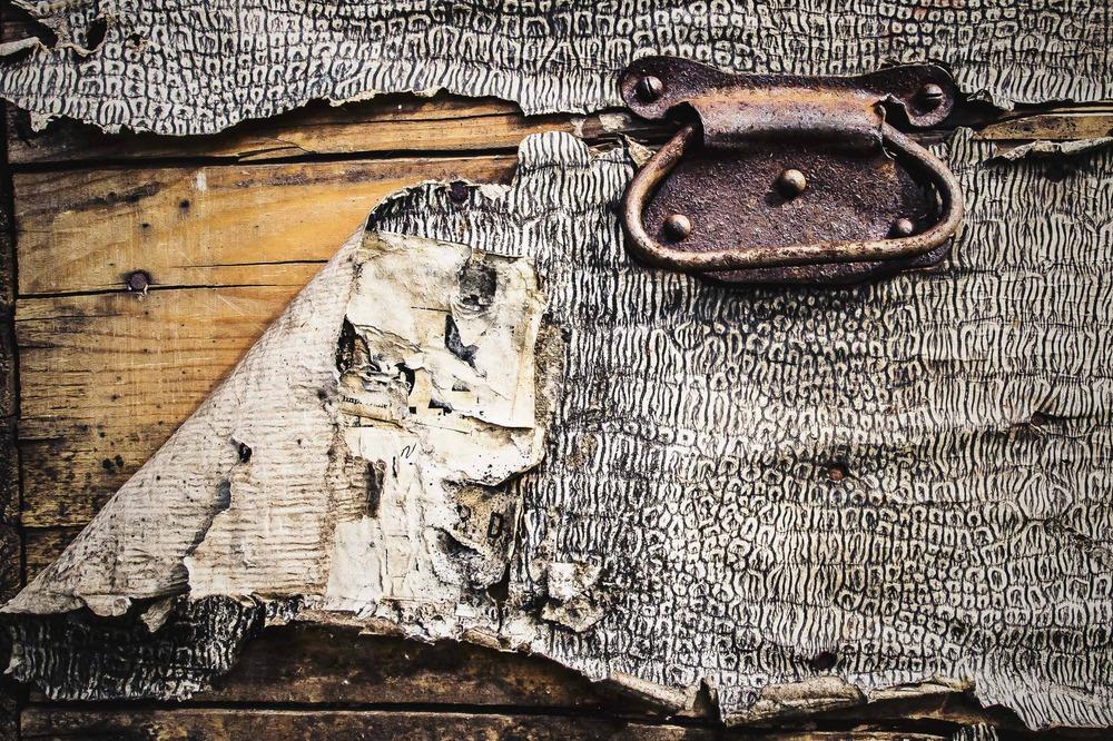 Koffer mit Geschichte