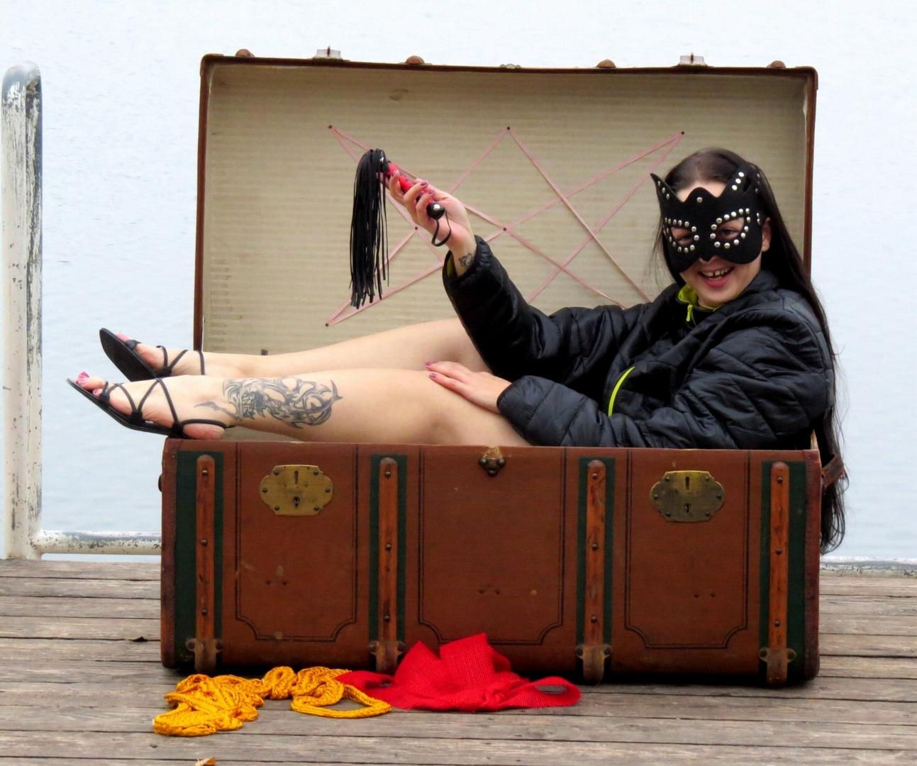 Koffershooting