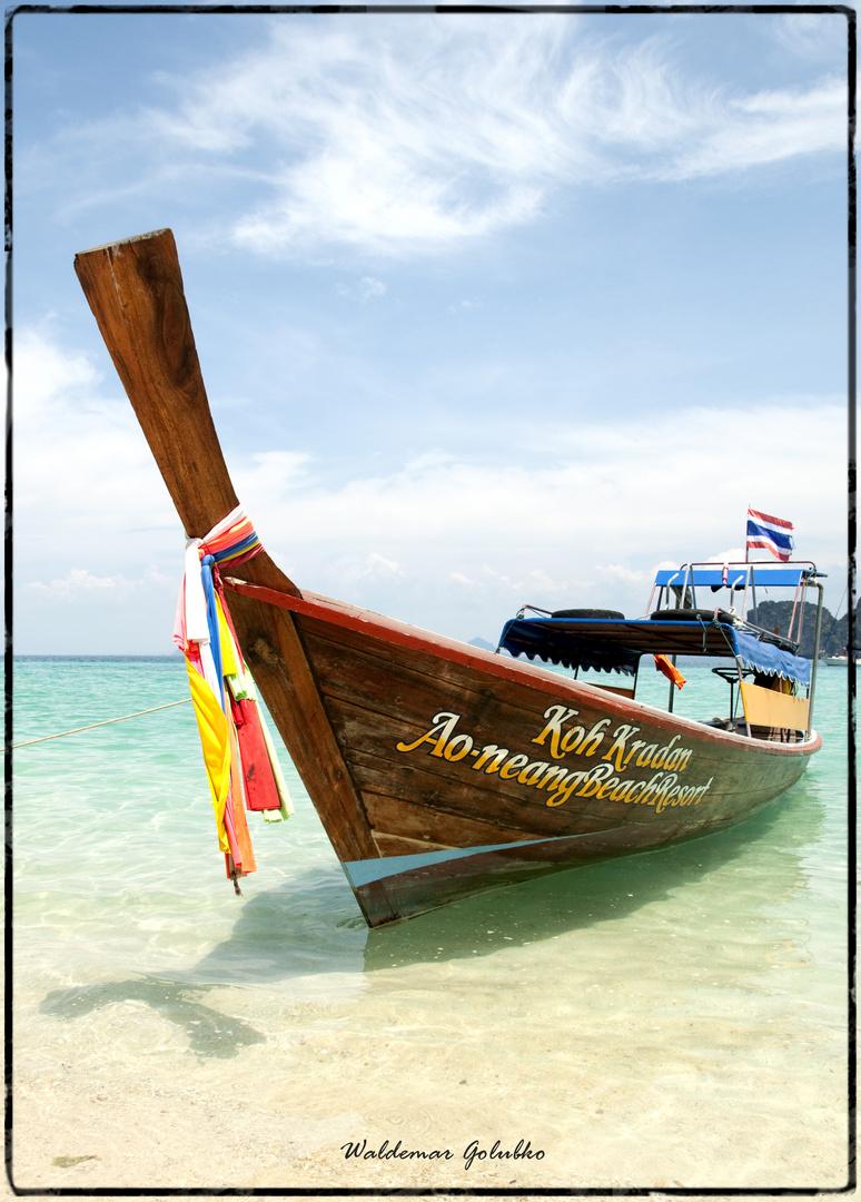 Koh Ngai - Out of the Box