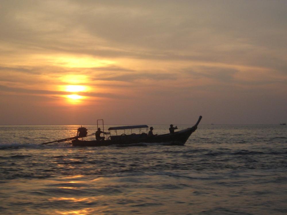Koh Phi Phi- Sunset