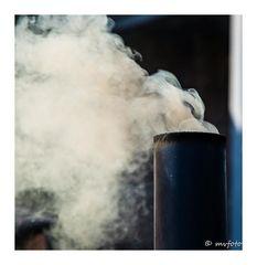 Kohle, Rauch, Ruß und Dampf