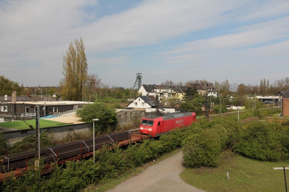 Kohle, Stahl und Eisenbahn