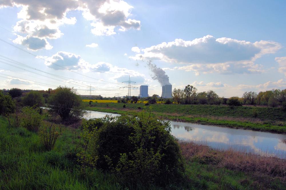 Kohle und Wasser