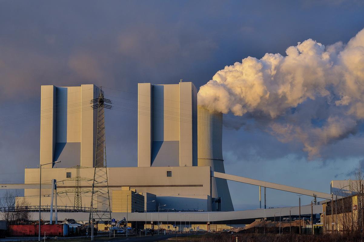 Kohle zu Strom