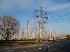 Kohlekraftwerk Moorburg im Bau obwohl..........