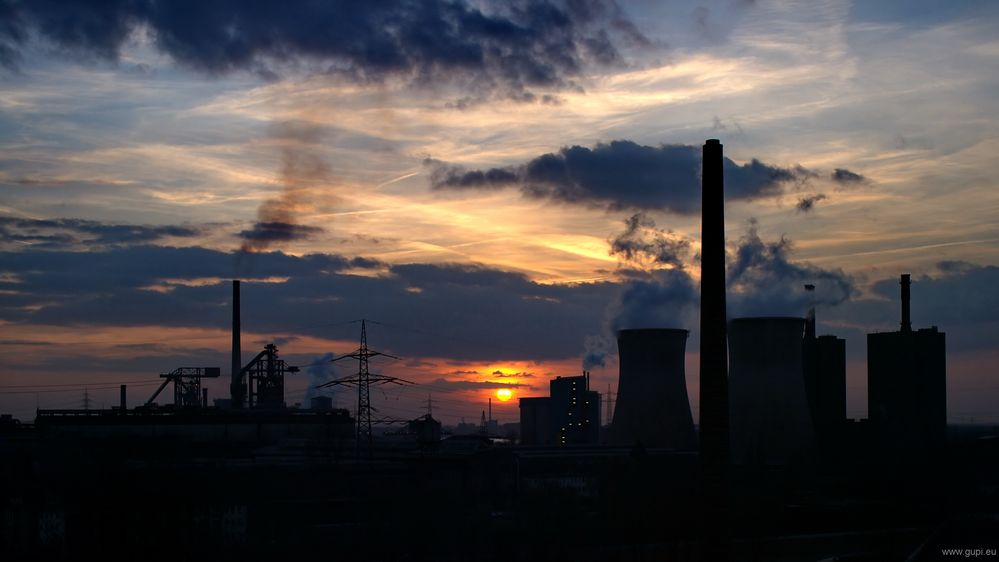 Kohlenpottromantik VII - Richtig tief im Westen