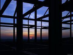 Kohlenpottromantik XI - Der erste Frühlingstag geht zu Ende