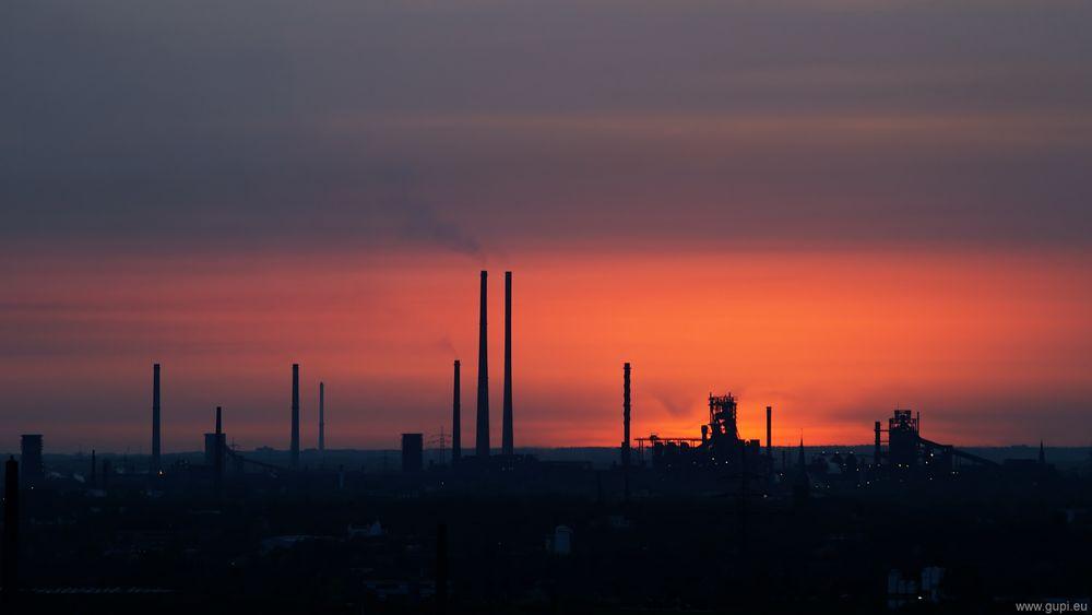 Kohlenpottromantik XVI - ThyssenKrupp in Duisburg
