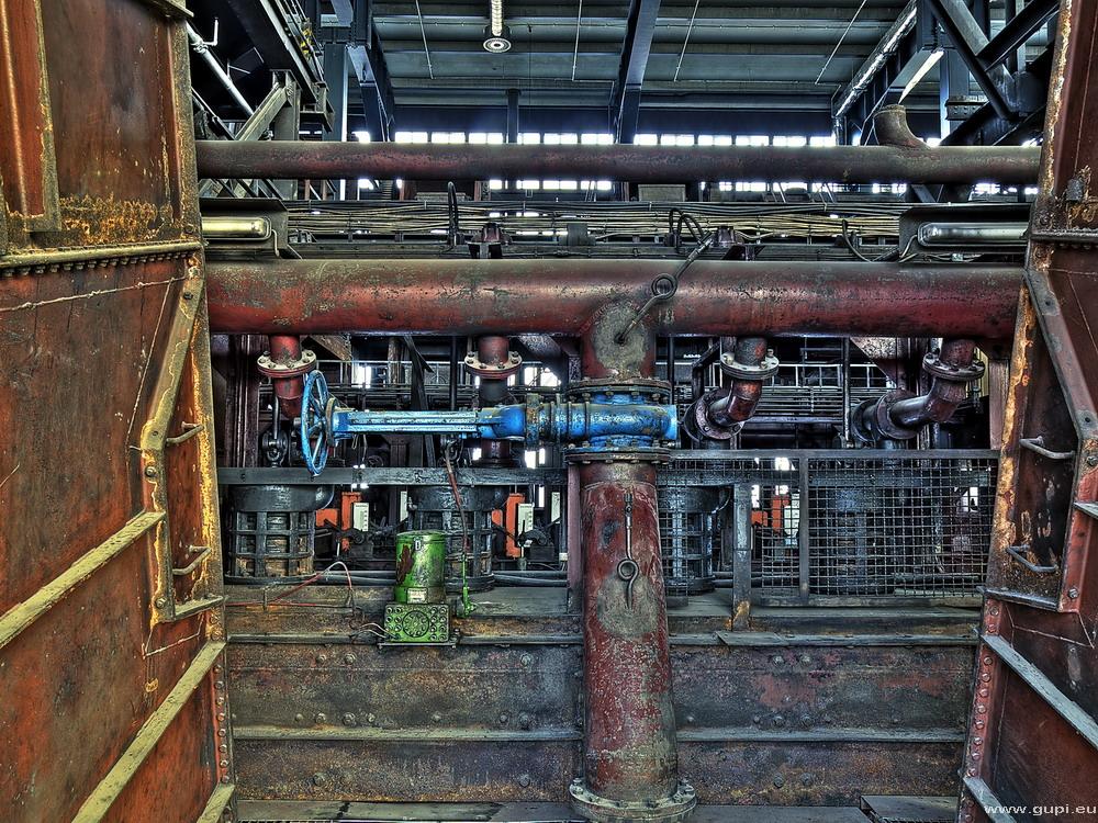 Kohlenwäsche Zollverein, Essen