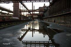 Kokerei Zollverein - Außenanlage