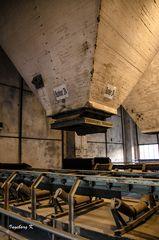 Kokerei Zollverein - Bunkeranlage