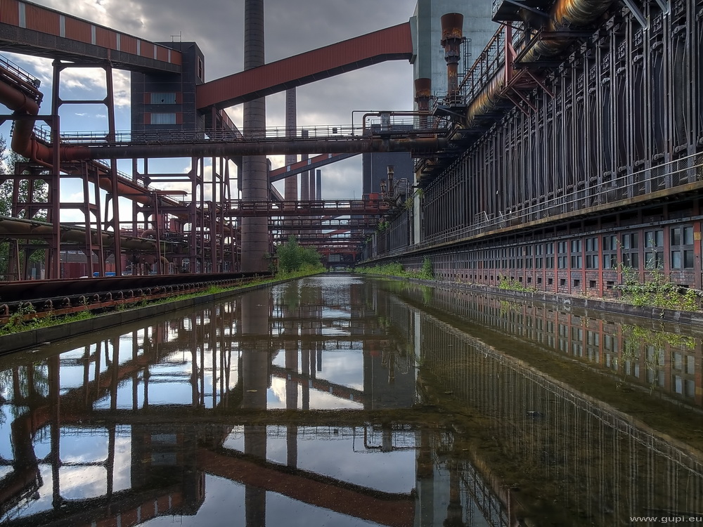 Kokerei Zollverein - der Klassiker