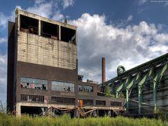 Kokerei Zollverein - die unbeachtete Rückseite