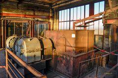 Kokerei Zollverein - Maschinenraum