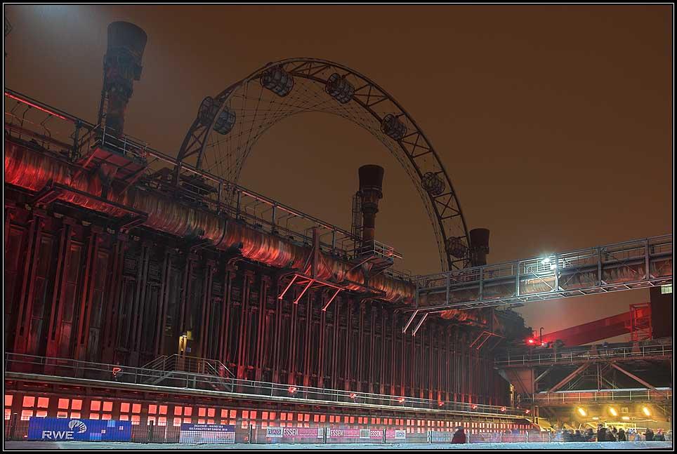 Kokerei Zollverein on Ice (1)