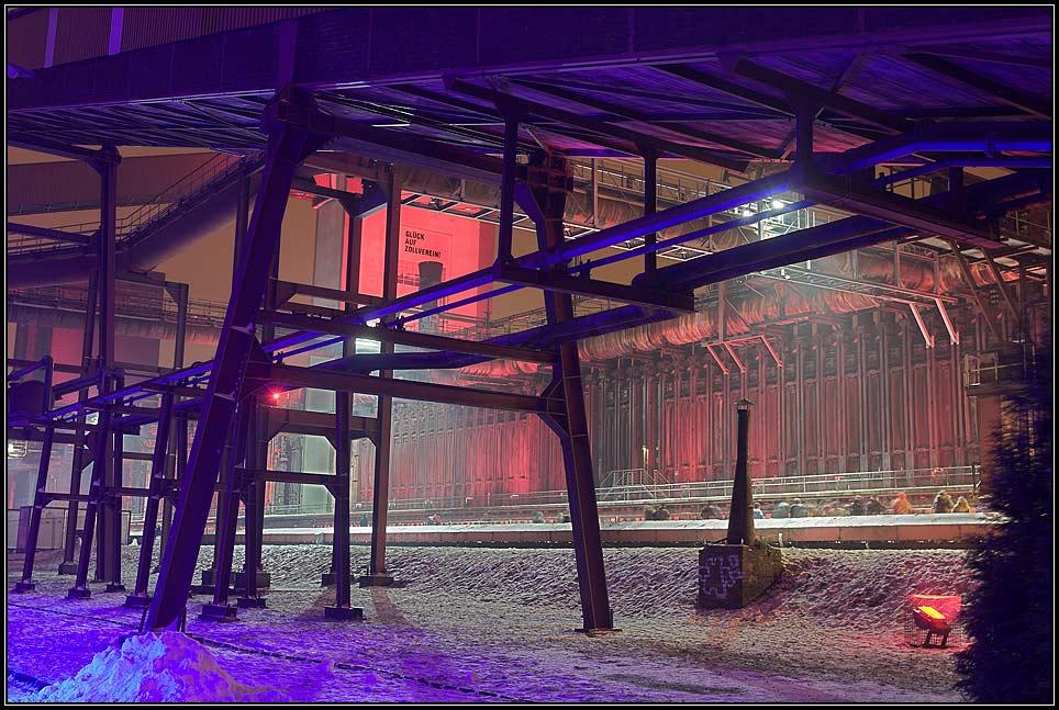 Kokerei Zollverein on Ice (2)