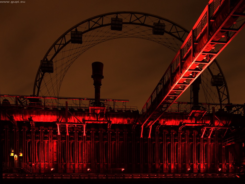 Kokerei Zollverein - Sonnenrad