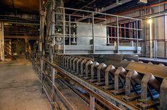 Kokerei Zollverein -Transportanlage