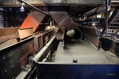 Kokerei Zollverein - Transportanlage für die Kohle zur Verbrennungsanlage