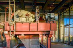 Kokerei Zollverein - Transportsystem für die Kohle zum Koksofen