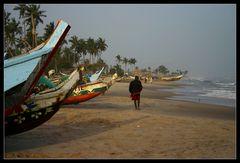 ... Kokrobite, Ghana ...