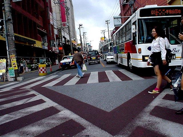 Kokusai Strasse (Main street of Naha) - 2