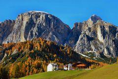 Kolfuschg, Dolomiten, Südtirol