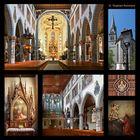 Kollage St. Stephan Konstanz