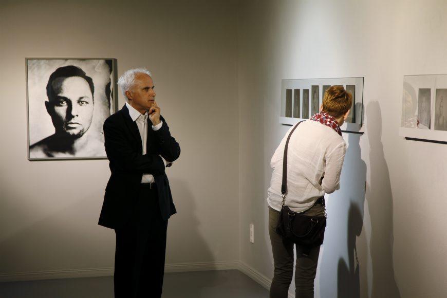 Kollodium Photographie - Ausstellung Berlin Kommunale Galerie