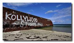 Kollywood im Seebad Prora
