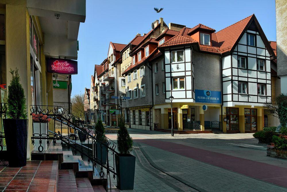 KOLOBRZEG  - Altstadt -
