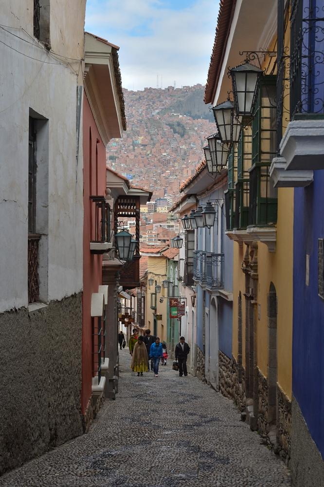 Koloniales Erbe La Paz