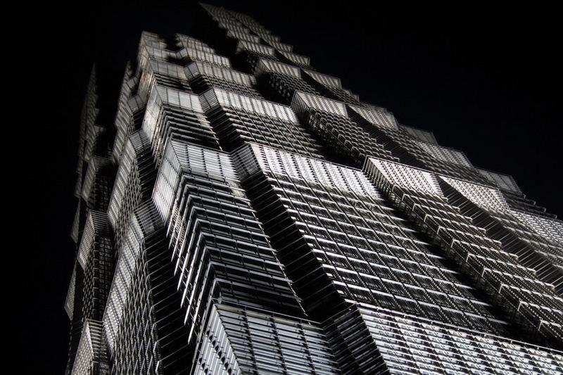 Koloss aus Stahl und Beton