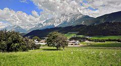 Kolsass Wehr, Tirol