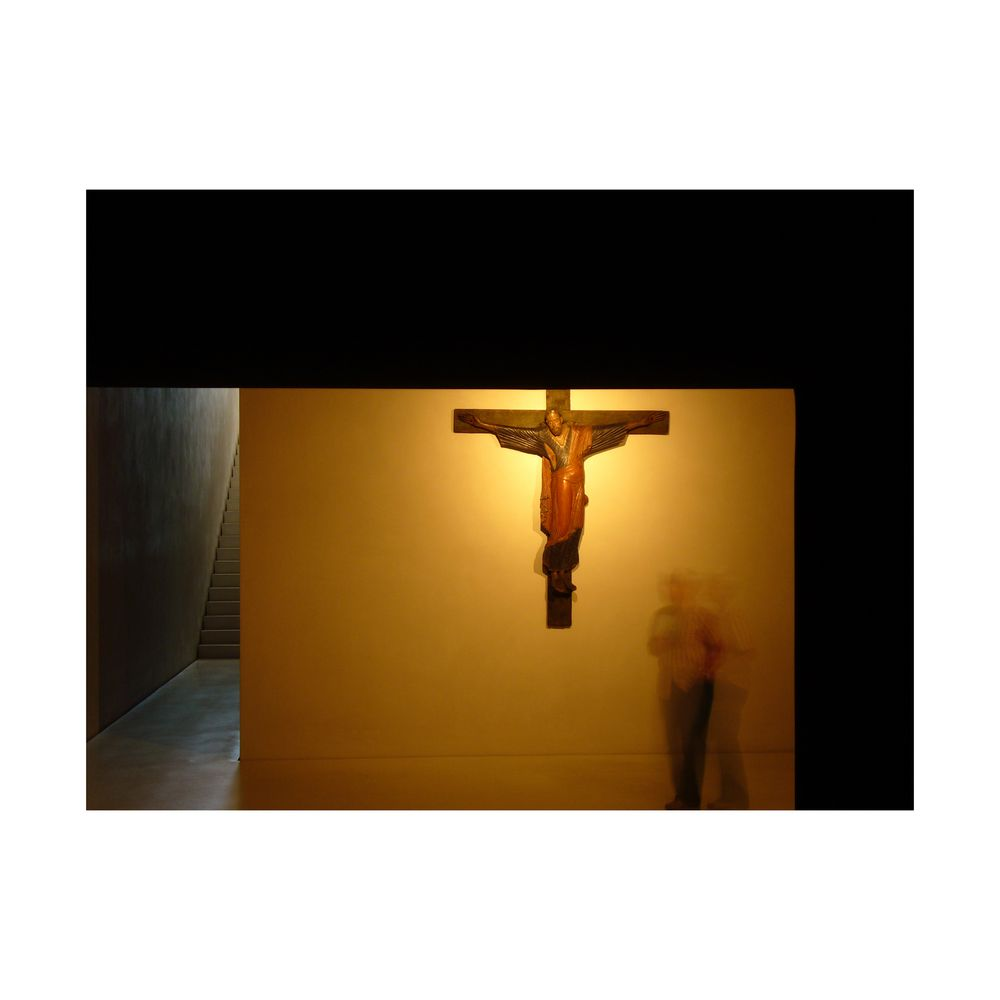 Kolumba - Das Kreuz