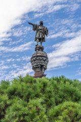 Kolumbus-Säule I  -  Barcelona