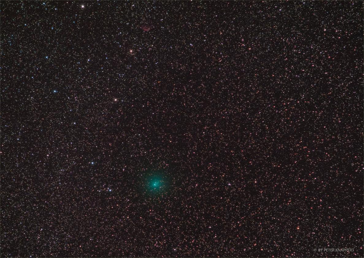 Komet 103/P Hartley 2